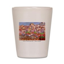 Remember Italy Shot Glass