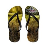 Purgatory Golf Club sunrise Flip Flops