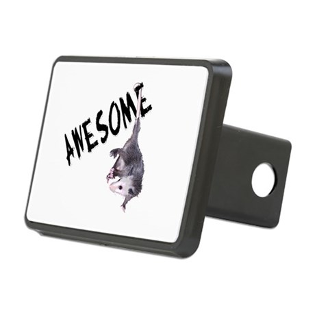 possum32b.png Rectangular Hitch Cover