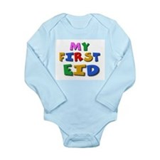 My first Eid Infant Creeper Body Suit