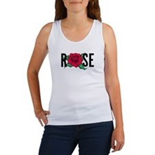 Rose Women's Tank Top