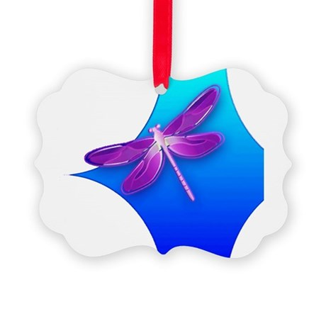 dragonfly22aa.png Picture Ornament