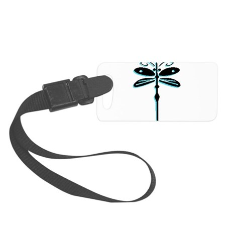 dragonfly5a.png Small Luggage Tag