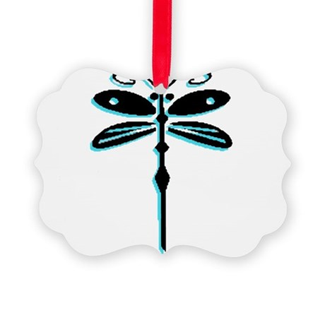 dragonfly5a.png Picture Ornament