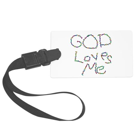 godloves.png Large Luggage Tag