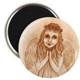 "Praying Angel 2.25"" Magnet (100 pack)"