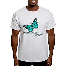 Ovarian Cancer Survivor T-Shirt