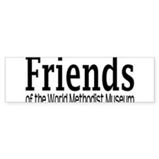 Cute Museum Bumper Sticker