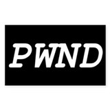 PWND Rectangle Decal