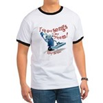 Phineas McBoof Men's Ringer T-Shirt