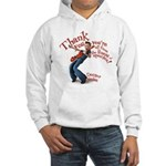 Phineas McBoof Adult Hooded Sweatshirt