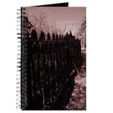 Cemetery Fence Journal