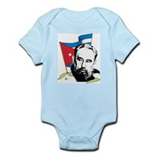 Fidel Castro Infant Creeper