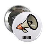 "Bullhorn 2.25"" Button (100 pack)"