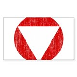 Austria Roundel Decal