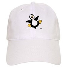 Happy Penguin Baseball Cap