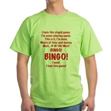 Stupid Bingo T-Shirt