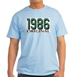 1986 Original Ash Grey T-Shirt
