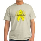 Sarcoma Cancer Flourish T-Shirt