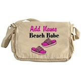BEACH BABE Messenger Bag