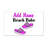 BEACH BABE Wall Decal