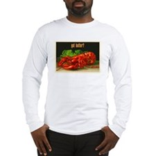 Lobster Lover's Long Sleeve T-Shirt