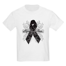 Melanoma Flourish T-Shirt