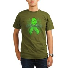 Lymphoma Flourish T-Shirt