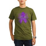 GIST Cancer Flourish T-Shirt