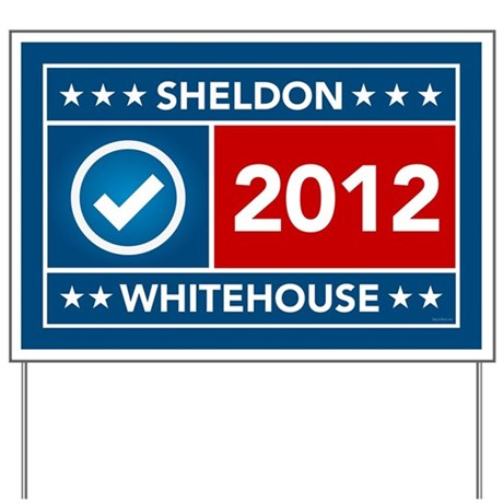 Sheldon Whitehouse Yard Sign