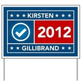 Kirsten Gillibrand Yard Sign
