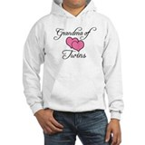Grandma of Twins Jumper Hoody