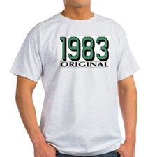1983 Original Ash Grey T-Shirt