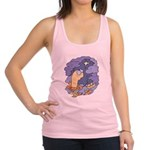 night crawler earthwrom.png Racerback Tank Top