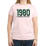 1980 Original Women's Pink T-Shirt
