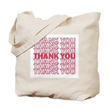 Unique Thank you Tote Bag