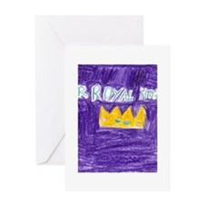 Her Royal Highness2.PNG Greeting Card