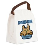 Funny Palin (Moose Berry) Pie.png Canvas Lunch Bag