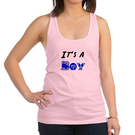 Boy Racerback Tank Top