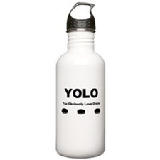 You Obviously Love Oreos Water Bottle