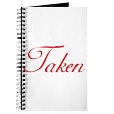 """TAKEN"" Journal"