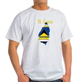 St. Lucia T-Shirt
