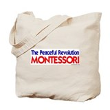 Peaceful Revolution Tote Bag