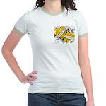 Neuroblastoma Survivor Jr. Ringer T-Shirt