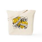 Neuroblastoma Survivor Tote Bag