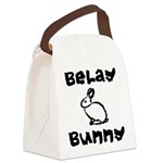 Belay Bunny Canvas Lunch Bag