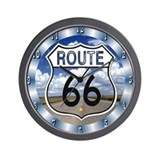 Route 66 Basic Clocks