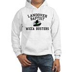 Wicca Busters Hooded Sweatshirt