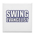 Swing Evangelist Tile Coaster