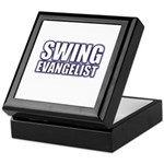 Swing Evangelist Keepsake Box